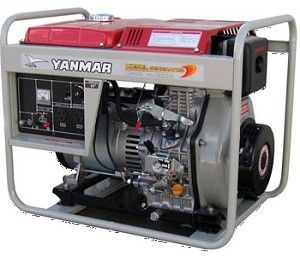 Yanmar YDG 6600 ТN-5EB2 electric