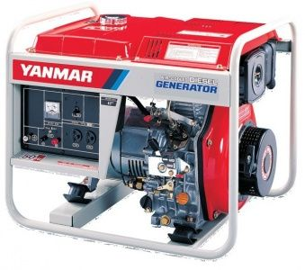 Yanmar YDG 5500 N-5EB2 electric
