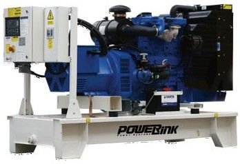 Дизельные генераторы - PowerLink PP13 с АВР