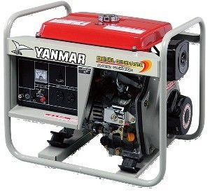 Yanmar YDG 2700 N-5EB2 electric с АВР