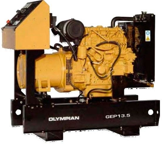 Дизельные генераторы - Caterpillar GEP22-4 с АВР
